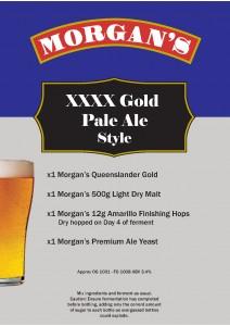 XXXX Gold Pale Ale